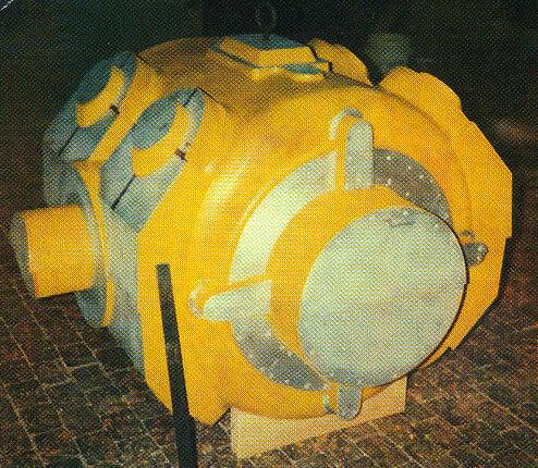 Compressor Cylinder metal pattern by Latrobe Pattern